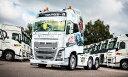 【予約】2017年10-12月以降発売予定Hawkins Logistics Volvo FH04 Globetrotter XL トラック トラクタヘッド Teknoテクノ 建設機械模型 工事車両 1/50 ミニチュア