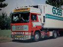【予約】4-6月以降発売予定Guntrans Volvoボルボ F12 トラック /WSI 建設機械模型 工事車両 1/50 ミニチュア
