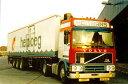 【予約】10-12月以降発売予定Heiploeg Volvoボルボ F12 Classic Cool Trailerトラック 建設機械模型 工事車両 WSI 1/50 ミニチュア
