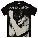 JOY DIVISION ジョイディヴィジョン Ian Curtis Big Print Tシャツ