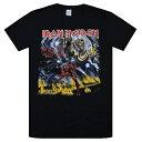 ショッピングアイアン IRON MAIDEN アイアンメイデン The Number Of The Beast Tシャツ