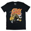 【ネコポス便送料無料】OZZY OSBOURNE Vintage Werewolf Tシャツ【オフィシャル】