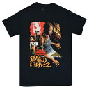 ショッピングポスター THE TEXAS CHAINSAW MASSACRE 悪魔のいけにえ Japanese Poster Tシャツ 2