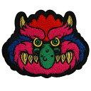 服飾精品(帽子, 領帶, 皮帶等) - MY PET MONSTER マイペットモンスター Chenille ワッペン