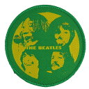 THE BEATLES ビートルズ Let It Be Patch ワッペン