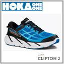 HOKA ONE ONE ホカCLIFTON2 クリフトン2 メンズDirectoire Blue