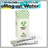 【ネコポス送料\220】MAG−ON WATER マグオン ウォーターライムフレーバー1箱(10包入り)