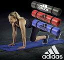 【あす楽◆トレパラ価格◆送料無料】adidas(アディダス)フィットネスマット ADMT-12234(ストレッチマット)