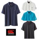 CANTERBURY ショートスリーブ ソークール シャツ(メンズ) RA35175 カンタベリー 半袖ポロシャツ ボタンダウンポロシャツ