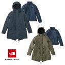 【XLサイズ対応】THE NORTH FACE Fishtail Triclimate Coat NPW61642 フィッシュテールトリクライメートコート(レディース) ノースフェイス