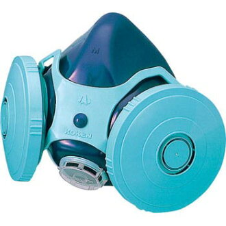 興研防じん口罩更換式防塵口罩1021R-06型-RL2
