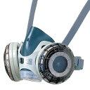 シゲマツ/重松防じんマスク 取替え式防塵マスク DR26U2W-RL2 Mサイズ 【作業/工事/医療用/粉じん】【RCP】