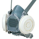 シゲマツ/重松防じんマスク 取替え式防塵マスク DR80SL4N-RL3 【作業/工事/医療用/粉塵】【RCP】