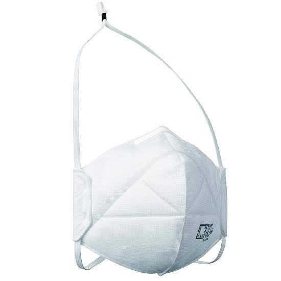 シゲマツ/重松マスク 使い捨て式防塵マスク DD02-S2-DS2 (10枚入)