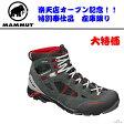 MAMMUT マムート Redburn Mid GTXR Men 0128 graphite-fire 3030-01940  ■アウトドア 登山靴 ミッドカット