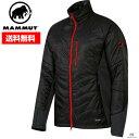 MAMMUT マムート メンズ フォレイカー アドバンスド イン ジャケット メンズ Foraker Advanced IN Jacket Men 0040/black-graphite 1010-21760■アウトドア 登山 ダウン 防寒 軽量 防風 撥水