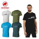 MAMMUT マムート 【2018年モデル】メンズ QD アジリティ Tシャツ QD AEGILITY T-Shirt Men 1017-10061 ■アウトドア 登山 Tシャツ クライミング 吸汗速乾