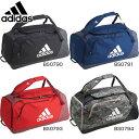 アディダス adidas 【75L】メンズ レディース ダッフルバッグ ボストンバッグ EPS チームバッグ 75 ■合宿/遠征/修学旅行/DMD00/大容量