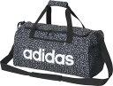 ショッピングアディダス 【adidas】アディダス GDI98-ED0301 リニアチームバッグS G [BLK/WHT/WHT] 【カジュアルバッグ/カジュアルボストンバック】 【RCP】