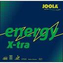 ■卓球ラバー DM便送料無料■【JOOLA】ヨーラ 70090R エナジー エクストラ ENERGY X-TRA 【卓球用品】裏ソフトラバー/卓球/ラバ-【RCP】