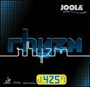 ■卓球ラバー DM便送料無料■【JOOLA】ヨーラ 70292R リズム 425 RHYZM 425【卓球用品】裏ソフトラバー/卓球/ラバー【RCP】