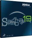 ■卓球ラバー DM便送料無料■【JOOLA】ヨーラ 70400R サンバ19【卓球用品】裏ソフトラバー/卓球/ラバー【RCP】