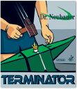 ■卓球ラバー DM便送料無料■【JUIC】ジュウィック Dr.Neubauer ターミネーター 1119【卓球用品】表ソフトラバー/卓球/ラバー/ラバ-【RCP】