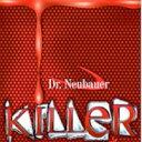 【一部欠品中・次回6月上旬頃】■卓球ラバー DM便送料無料■【JUIC】ジュウィック 1132 Dr.Neubauer キラー Killer【卓球用品】表ソフト..