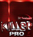 ■卓球ラバー DM便送料無料■【JUIC】ジュウィック 1155 Dr.Neubauer キラープロ【卓球用品】表ソフトラバー/卓球/ラバ-【RCP】