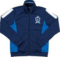 【LUCENT】ルーセント XLW6326 レディース ウォームアップシャツ ネイビー [ネイビー] 【テニス/トレーニングウェア】 年度:19SS 【RCP】の画像