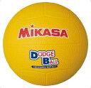 【MIKASA】ミカサ D1-Y 教育用ドッジボール1号 [イエロー][ハンドボール/ドッヂボール][ボール]年度:14【RCP】