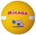 【MIKASA】ミカサ D3W-Y 教育用白線入りドッジボール3号 [イエロー][ハンドボール/ドッヂボール][ボール]年度:14【RCP】