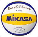 【MIKASA】ミカサ VLS300 ビーチバレーボール 国...