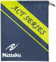 【Nittaku】ニッタク NL-9209 アクトサック 【卓球用品】卓球用ケース/ラケットケース/バッグ 【RCP】