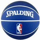 ▼SPALDING▼スポルディング 73-359Z NBA LOGOMAN(NBA ロゴマン) [シリーズ:バスケットボール【7号球】][年度:2013]【RCP】