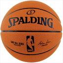 ▼SPALDING▼スポルディング 83-043Z NBA GAMEBALL REPLICA (NBA ゲームボールレプリカ)[シリーズ:バスケットボール/ボール 6号球]年度:1..