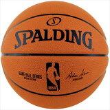 ▼SPALDING▼スポルディング 83-043Z NBA GAMEBALL REPLICA (NBA ゲームボールレプリカ)[シリーズ:バスケットボール/ボール 6号球]年度:14SS【RCP】