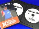 ★即納/あす楽★【阿部淳一 vol.1】カットマン練習法 Part1[DVD5枚組]このDVDは70人のカットマンから寄せられた、カットマンの悩みのアンケートを元に制作したDVDです!【WRM 卓球用品】卓球DVD【RCP】