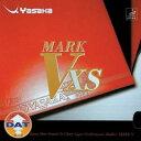 ■卓球ラバー DM便送料無料■【Yasaka】ヤサカ マークV XS B-70 微粘着シートが重量級ドライブを可能にする【卓球用品】裏ソフトラバー/卓球/ラバ-【RCP】