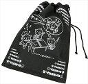 ★即納/あす楽★【Yasaka】ヤサカ H-22 にゃんこシューズ袋 2【卓球用品】ケース/バッグ【RCP】