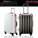 アドヴァンス スウィフト フレーム スーツケース