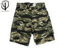 CORONA(コロナ)/#CP015-17-04 VET TIGER SHORTS/tiger stripe