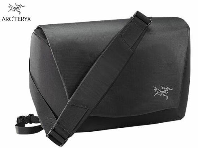 【期間限定20%OFF!】ARC'TERYX (アークテリクス) /FYX 9 MESSENGER BAG(フイクス9メッセンジャーバッグ)/black