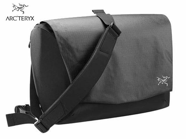 【期間限定20%OFF!】ARC'TERYX (アークテリクス) /FYX 13 MESSENGER BAG(フィクス13メッセンジャーバッグ)/black