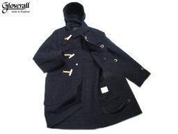 【期間限定30%OFF!】GLOVERALL(グローバーオール)/#585-52 MONTY DUFFLE COAT/navy