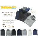 THERMADRY(サーマドライ)/TURTLENECK THERMAL