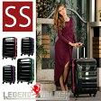 【45%OFF】キャリーケース キャリーバッグ スーツケース ブラックデザインのスーツケース SSサイズ 1日2日3日対応 機内持ち込み可能 超軽量素材 鏡面仕上げ W-6016-47 【RCP】【P06May16】【02P06May16】