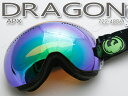 2015 ドラゴン ゴーグル APX JET/GREEN ION+YELLOW BLUE ION DRAGON 722-4806