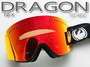 2015 ドラゴン ゴーグル NFX COAL/RED ION DRAGON 722-4852