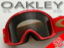 2015 オークリー ゴーグル O2 XL Viper Red/Dark Grey O2 XL 59-502 OAKLEY